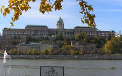 Budapest ,Budai vár ősszel