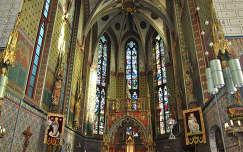Zwolle, Holland, Onze Lieve Vrouwe Basilica