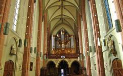 Zwolle, Nederland, Onze Lieve Vrouwe Basiliek