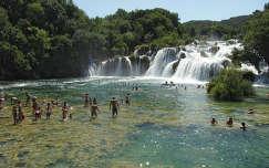Krka Nemzeti Park Horvátország