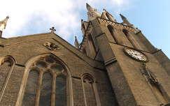 London, Stratford, Szent János templom