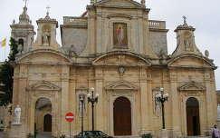 M�lta-Rabat Szt.P�l templom