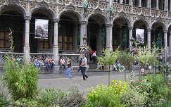 Brüsszel,Grand Place/főtér/,Belgium