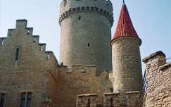 Kokorin vár, Csehország