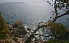 Hvar-sziget déli partján