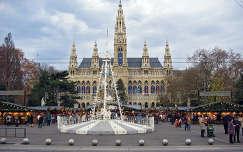 Bécs - Adventi vásár