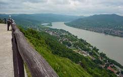 A Dunakanyar a visegrádi várból