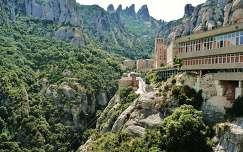 Montserrat (Cataluna-Espana)
