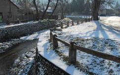 Miskolc, a Szinva patak Diósgyőrben