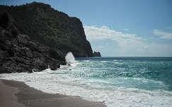 Törökország Alanya Kleopátra beach fotó:Sala