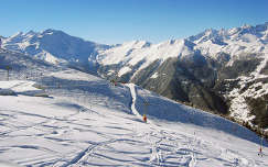 Téli Alpok, Svájc