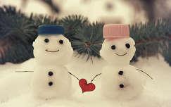 Hóember szerelem...