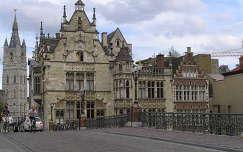 Gent a tornyok városa,Belgium