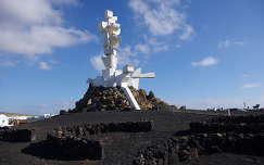 Monumento El Campesino, Lanzarote