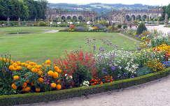 Weikersheimi kastély parkja,Németország