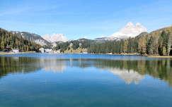 Lago di Misurina,Dolomitok-Itália