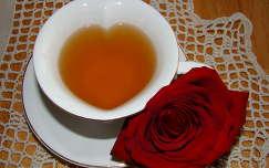 Valentin nap,csesze tea