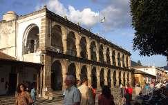 Antigua főtere