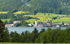St Wolfgang, Ausztria