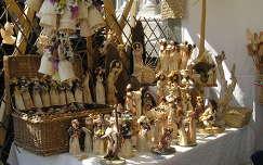 Budapest,Kézműves termékek csuhéból