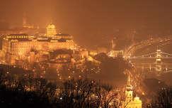 Szmog, Budapest, Magyarország, Budai vár