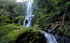Cascada en La Cascada