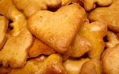 Mézes szív, szeretettel