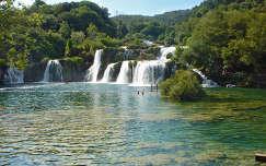 Horvátország - Krka Nemzeti Park