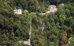 Salzburg-hegyoldal