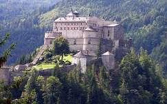 Salzbur-a vár közelről