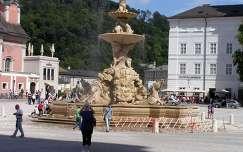 Salzburg-szökőkút