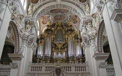 Passau,Szt.István dóm,Németország