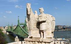 Budapest, Szent István, Szabadság híd