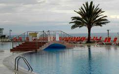 Tengerparti szálloda, Antalaya
