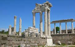 Ephesos, Artemis-templom Törökország