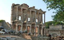 Ephesos, ókori könyvtár  Törökország