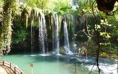 Düden vízesés  Antalya  Törökország