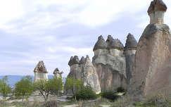 Kappadokia, Törökország