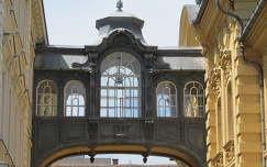 Szeged, a sóhajok hídja a Városházán
