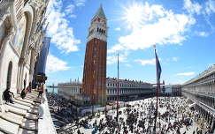 Olaszország, Velence, Szent Márk tér