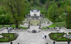 Linderhof kastély, Németország