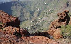 Tenerife - Masca felülről