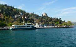 Isztambul  Boszporusz   Törökország