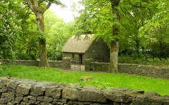 Bunratty kastély és népművészeti park,Clare megye.Irország