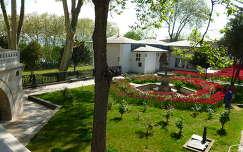 Isztambul, Topkapi szeráj parkja
