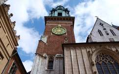 Krakkó, Wawelben