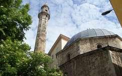Pécs minaret (Jakováli Hasszán dzsámija)