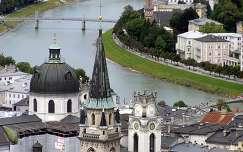 Ausztria-Salzburg,látkép
