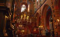 Krakkó, Mária templom belülről