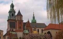Lengyelország, Krakkó, Wawelben a székesegyhá